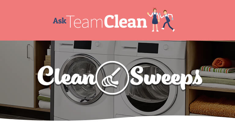 Enter now for your chance to win a brand-new washer and dryer courtesy of the Ask Team Clean, brought to you by Henkel!